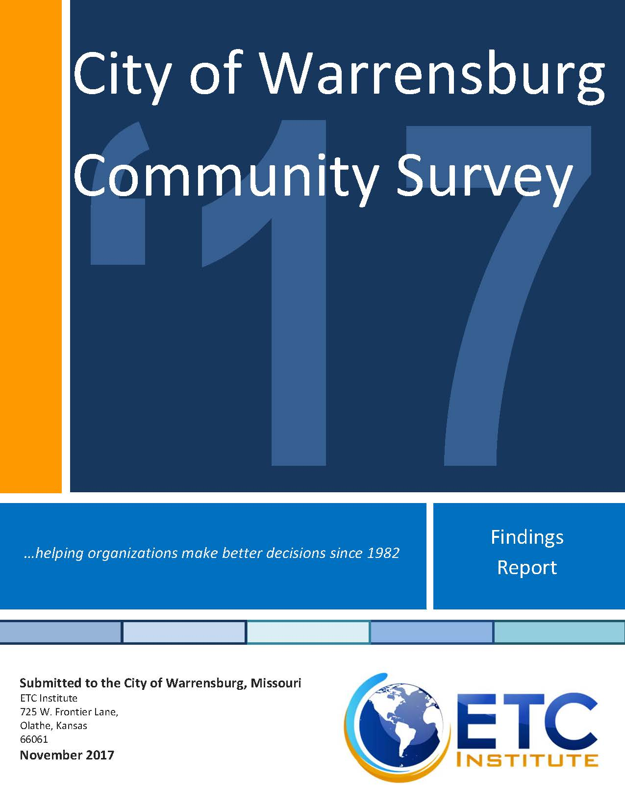 ETS Findings Report