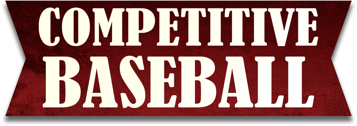 Comp Baseball Logo