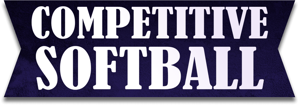 Comp Softball logo