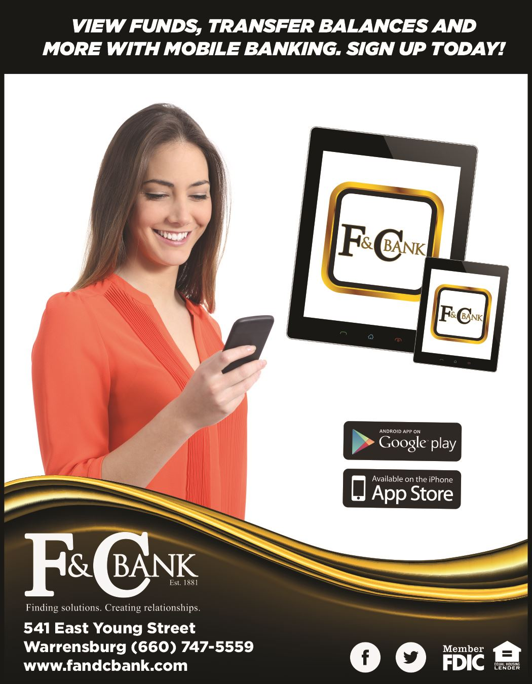 FandC Bank WBurg ParksRec Mobile Ad MAR20