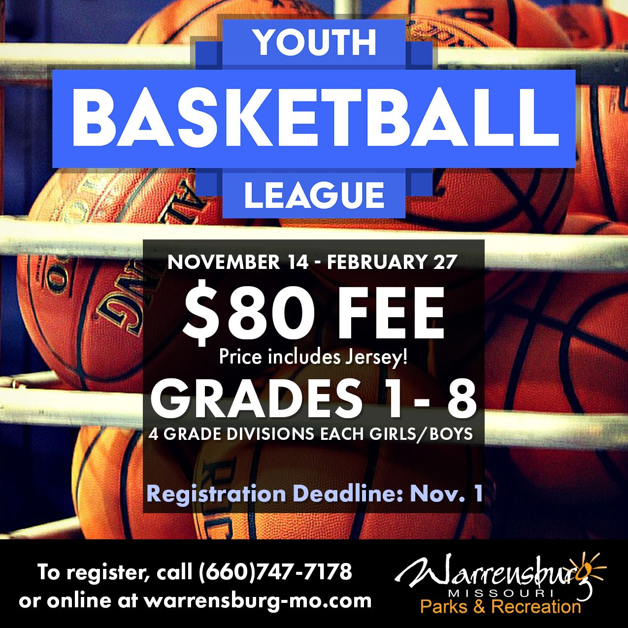 Youth Basketball Web 2020 ver. 2